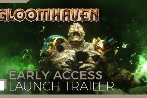 Gloomhaven Enters Early Access