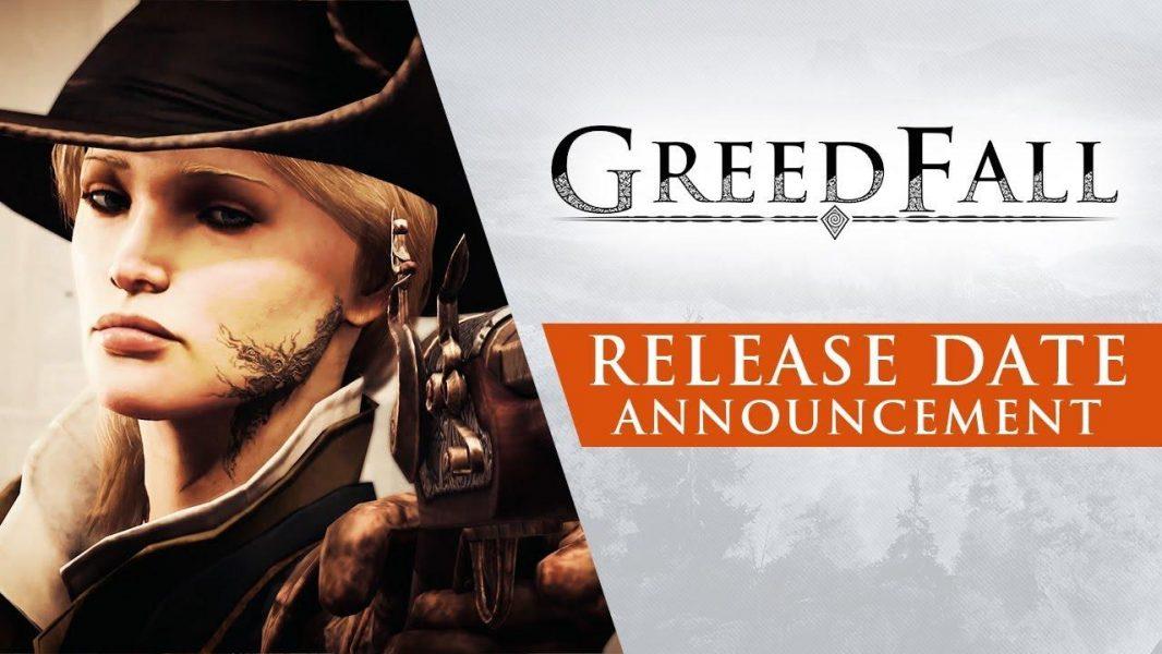 Greedfall Comes Ashore September 10