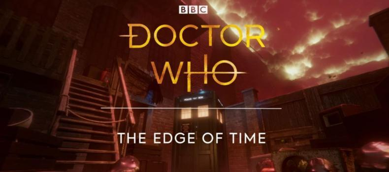 The Monsters Of Doctor Who: The Edge Of Time