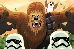 Upcoming Issue Of Star Wars Adventures Takes Place Pre-Rise Of Skywalker