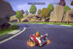 Garfield Kart Furious Racing Announced For Consoles And PC