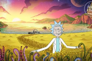 See The First Two Screenshots From Rick And Morty's New Season