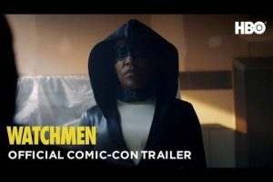 SDCC 2019: HBO Watches The Watchmen