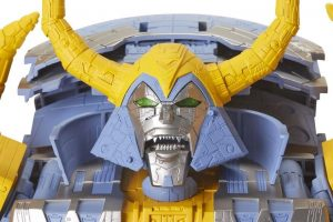 Hasbro Reveals Their Largest Transformer Ever