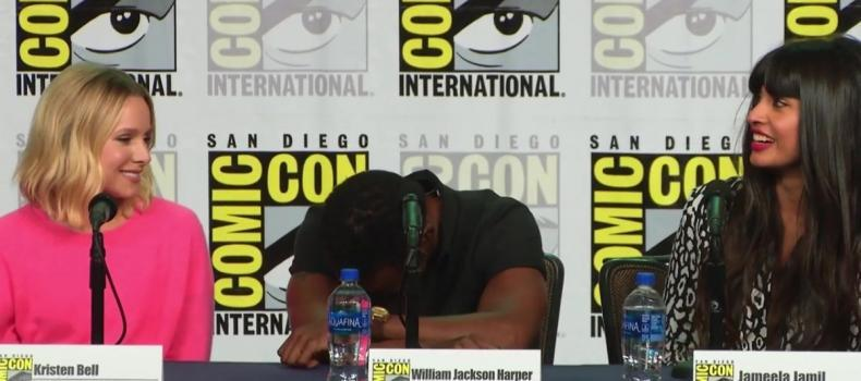 Ten Revelations From The Good Place Comic-Con Panel