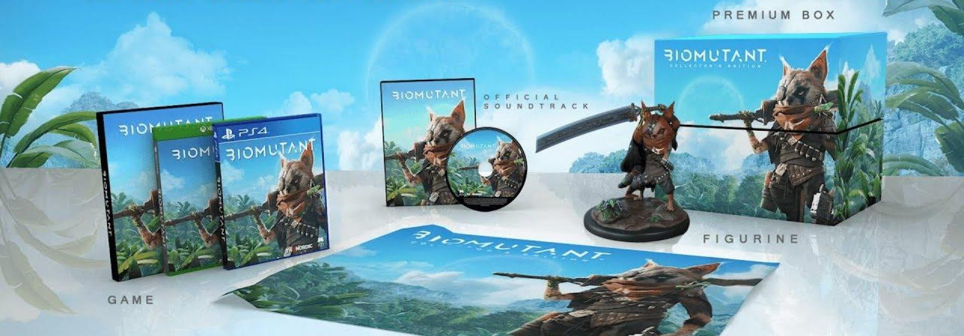 Biomutant Will Have Two Collector's Editions