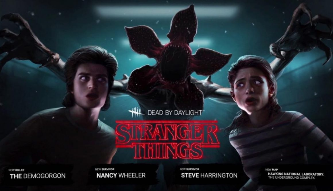 Dead By Daylight Adds Stranger Things Characters