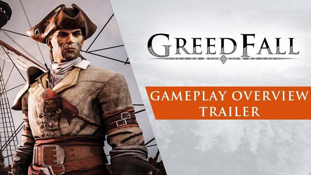 GreedFall: New Gameplay Trailer