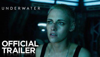 Kristen Stewart Goes UNDERWATER In New Creature Feature