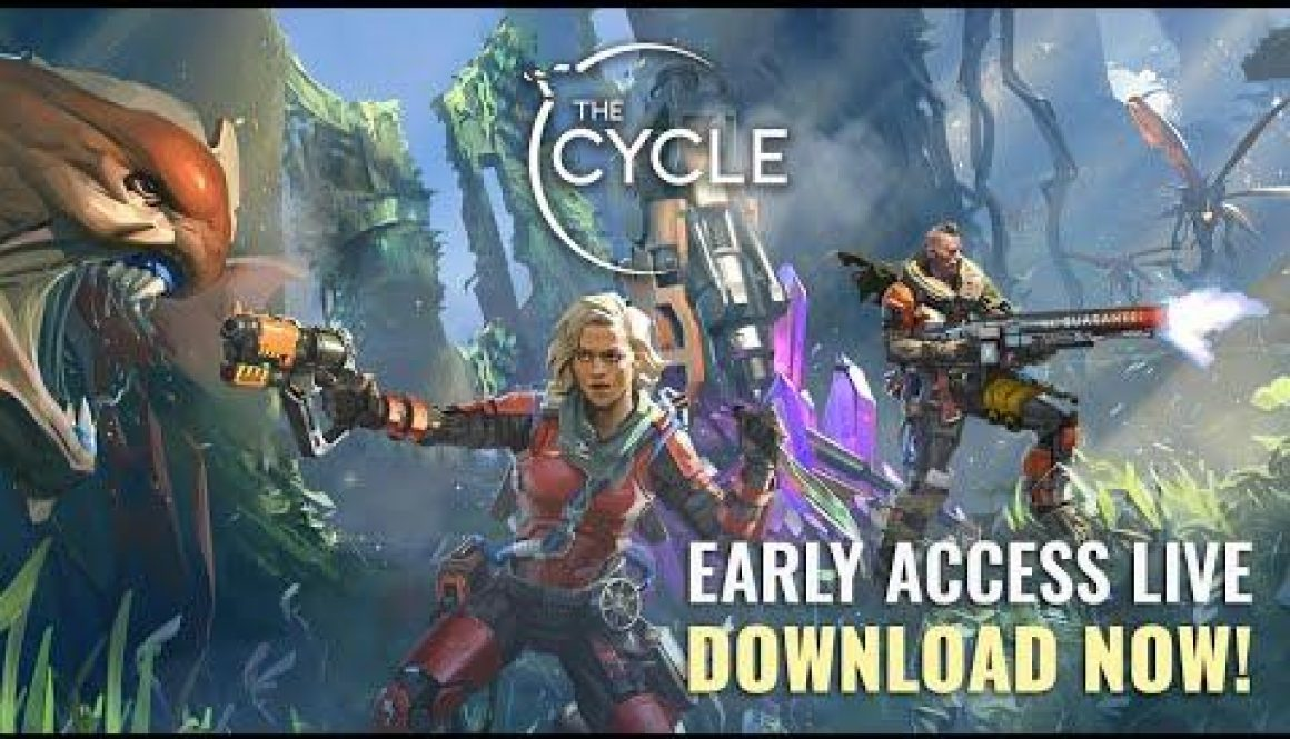 The Cycle Enters Early Access