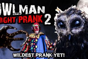 The Owlman Lives, And He's Annoying Your Neighbors