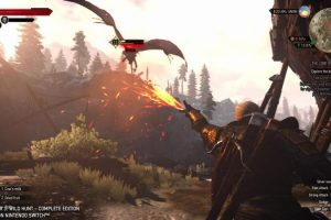The Witcher 3: Wild Hunt Complete Launches On Switch October 15