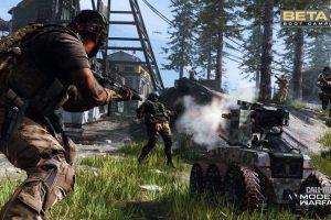 Call Of Duty Modern Warfare Crossplay Beta Begins Today