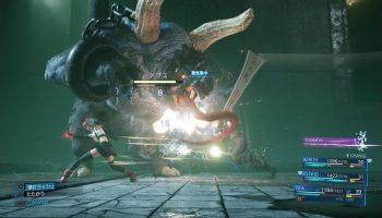 Final Fantasy 7 Remake Boxart Revealed, Plus New Screenshots
