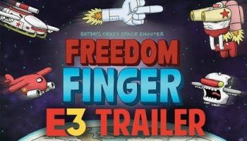 Freedom Finger Arrives On PC And Switch