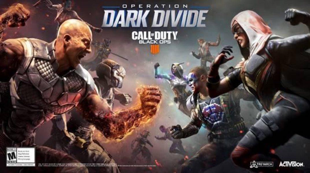 operation dark divide