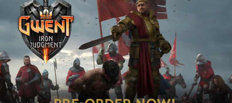 Gwent: Iron Judgment Expansion Revealed