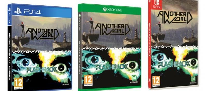 Another World And Flashback To Be Sold In Combo Pack