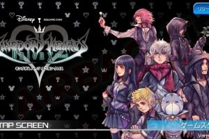 Final Fantasy And Kingdom Hearts Mobile Games Are Crossing Over
