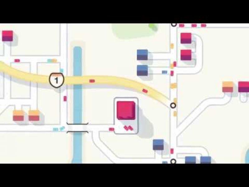 Mini Motorways Coming To Apple Arcade