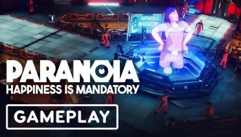 Paranoia: Happiness Is Mandatory Gameplay Trailer