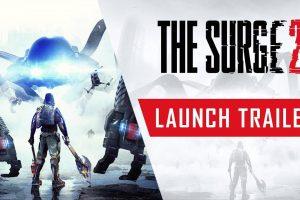The Surge 2 — Launch Trailer