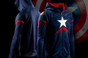 Introducing The Captain America Premium Hoodie