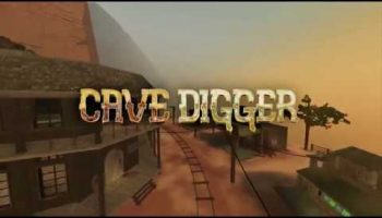 """VR Game Cave Digger Releases """"Railway To The Depths"""" Expansion"""