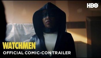 You Can Watch The Watchmen October 20