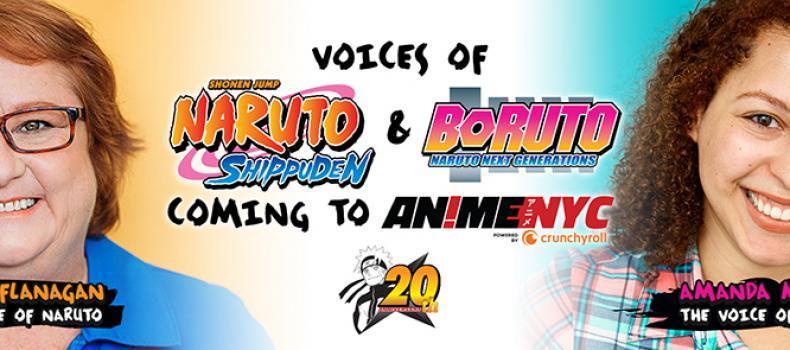 Viz Invites Naruto Voices To Anime NYC