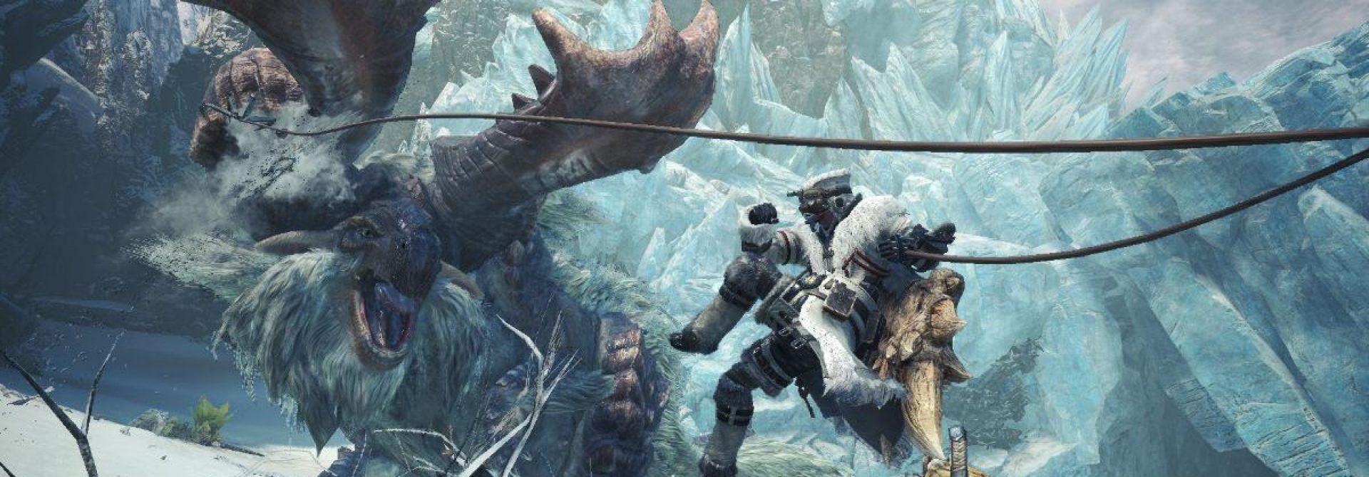 Monster Hunter World: Iceborne Comes To Steam January 9