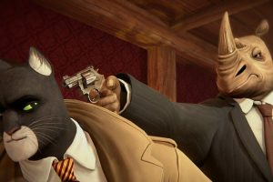 Blacksad: New Gameplay Video