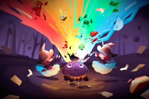 Magic Twins Announced For Consoles And PC