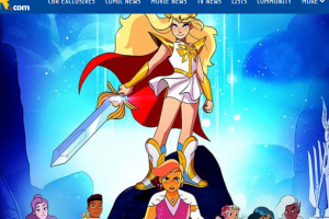 She-ra will have a live action adaptation in Amazon Prime