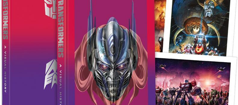 Viz's November Lineup: Transformers, Castlevania And More
