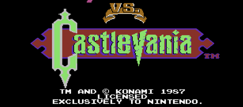 Vs. Castlevania Emerges From The Lost Catacombs
