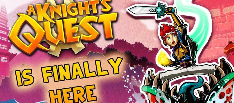 A Knight's Quest Begins Today