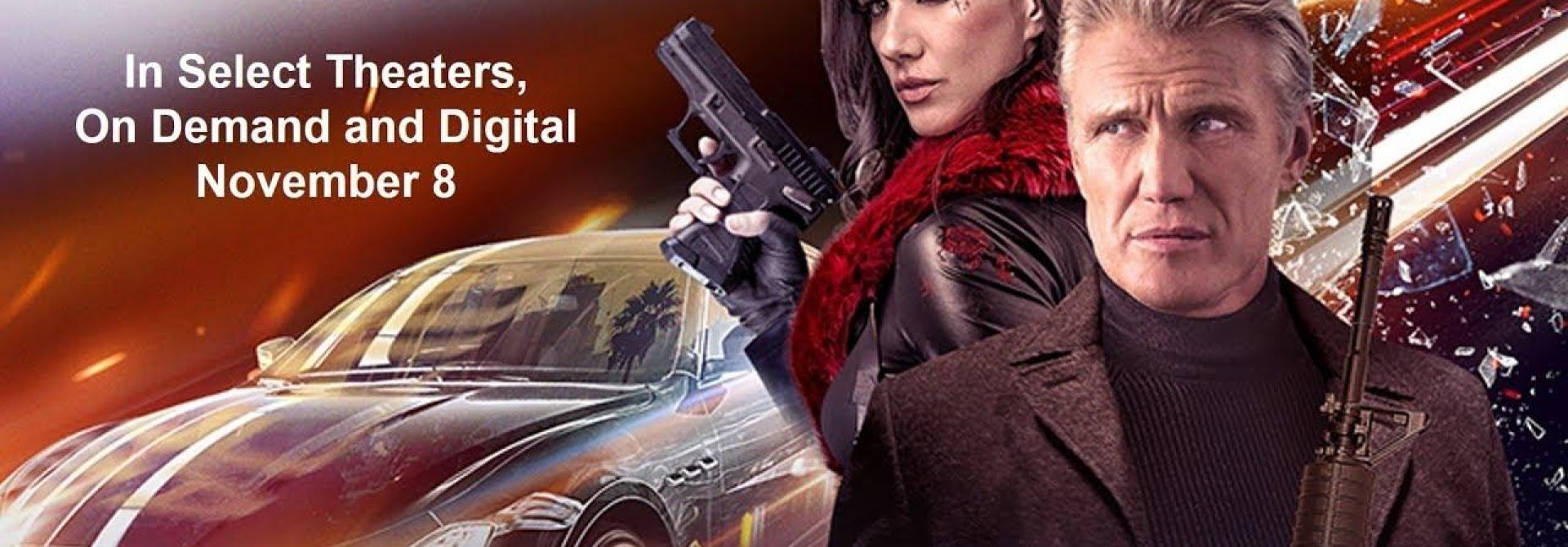 Acceleration Opens In Theaters And VOD November 8