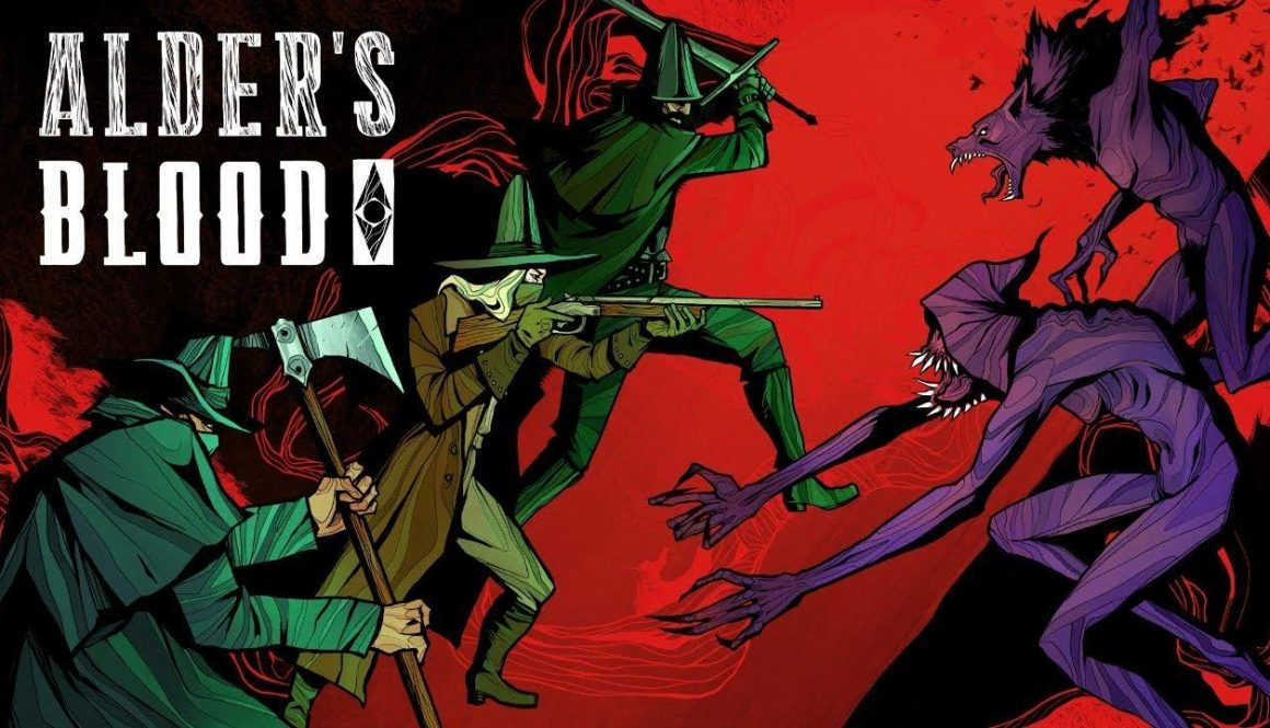 Alder's Blood Coming To Steam In 2020