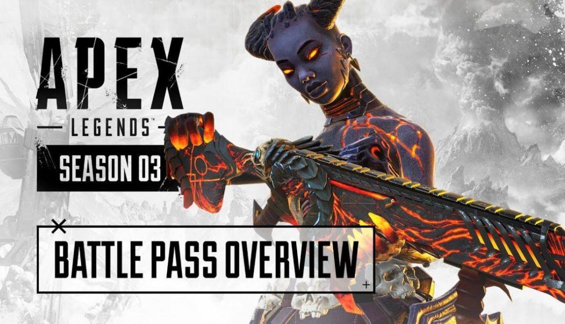 Apex Legends Season 3 Battle Pass Trailer
