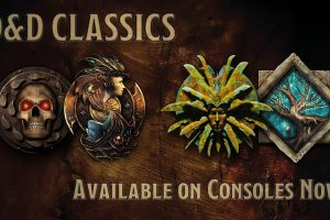 Classic D&D RPG Games Hit Modern Consoles: Baldur's Gate And More