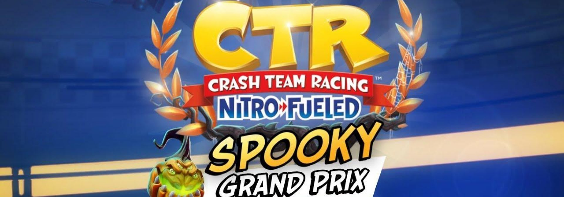 Crash Team Racing: Nitro-Fueled Launches Spooky Grand Prix October 4