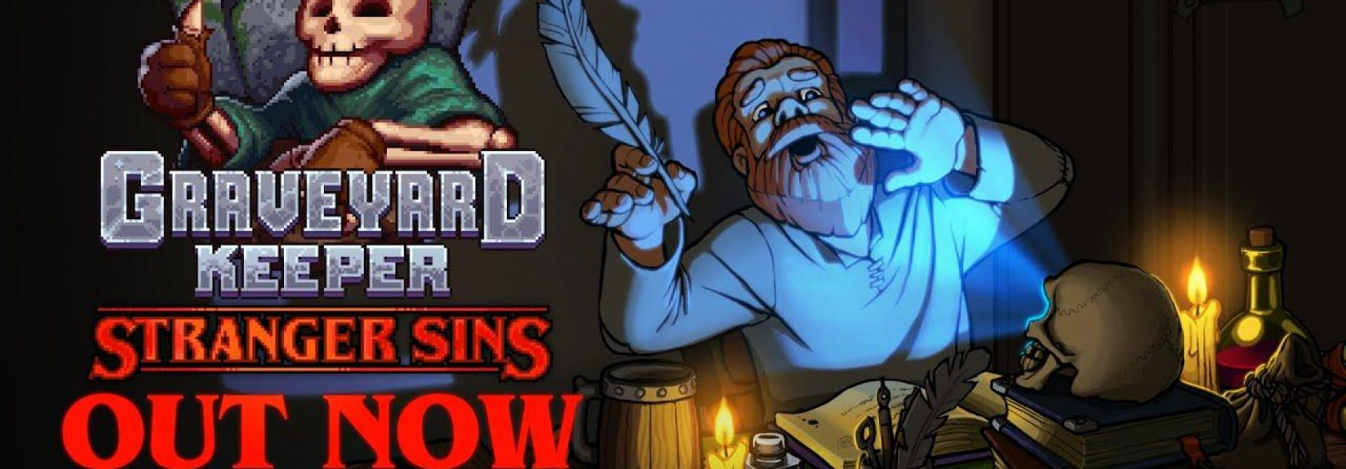 Graveyard Keeper Introduces Stranger Sins DLC