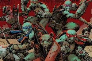 IDW's NYCC Announcements: TMNT And More