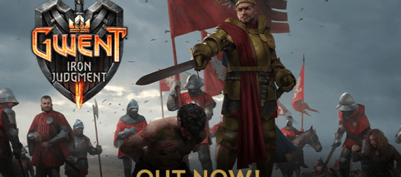 Gwent: Iron Judgment Expansion Now Live