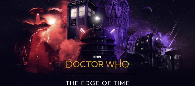 Doctor Who: The Edge Of Time Launches November 12