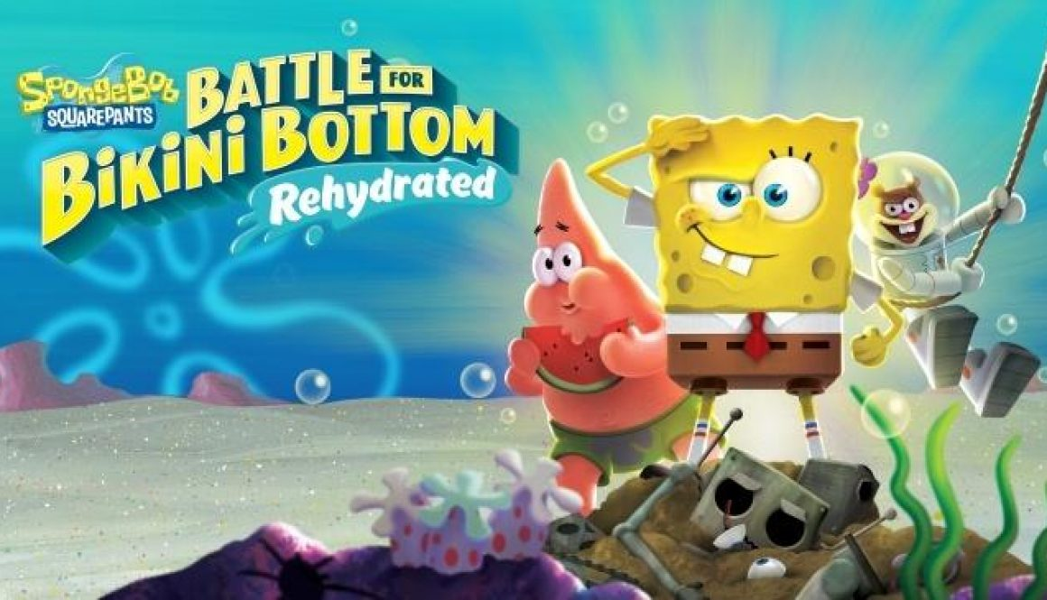 battle for bikini bottom