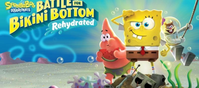 Spongebob: Battle For Bikini Bottom Rehydrated Getting Two Special Editions
