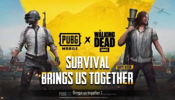 PUBG And The Walking Dead Unite In Mobile Giveaway