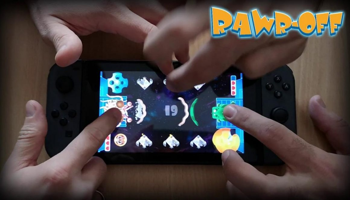 Rawr-Off is Now On Switch